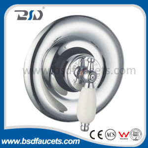 Yuhuan Baisida Cheaper Price Thermostatic Mixer Sequential Top Outlet Traditional Exposed Thermostatic Shower Valve pictures & photos