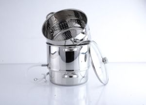 (8L) Stainless Steel Juice Steamer pictures & photos
