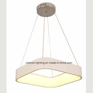 Modern Square LED Acrylic Hanging Light/Pendant Lamp