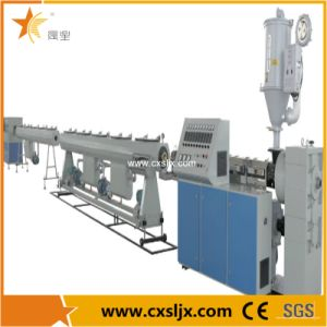 HDPE Gas Supply Pipe Extruding Machine pictures & photos