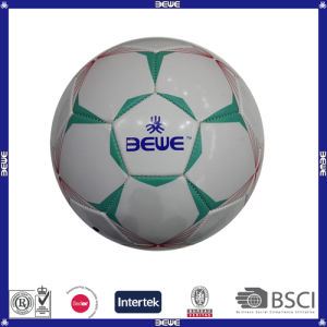 China Supplier Cheap PVC Leather Soccer Ball pictures & photos