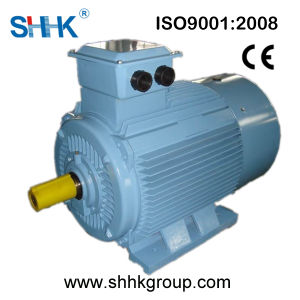 Ie2 Three Phase Electric Motor 8kw pictures & photos