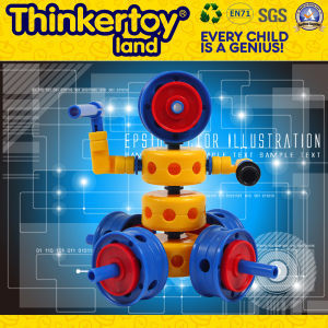 ABS DIY Toy Transformes Robot pictures & photos