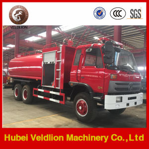 25 Tons Water Bowser Fire Truck with Fire Pump pictures & photos