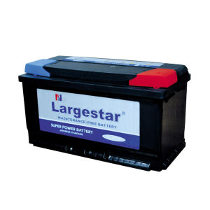 Rechargeable Lead Acid Battery Storage Automoblie Battery Mf DIN50 pictures & photos