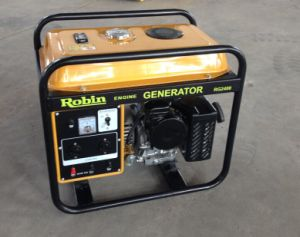 Robin Gasoline 2kw Generator Rg2400 pictures & photos