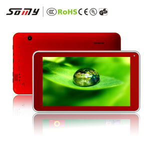 7 Inch Android Rk3126 WiFi Quad Core Tablet pictures & photos