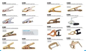 Welding Clamp, Electrode Holders, Electric Soldering Pliers pictures & photos