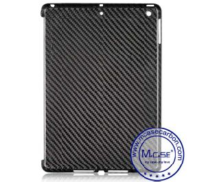High Quality 3k Twill Wave Carbon Fiber Back Case Cover for iPad Air 1 pictures & photos