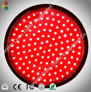 200mm Fresnel Lens Red Ball Traffic Light Module pictures & photos