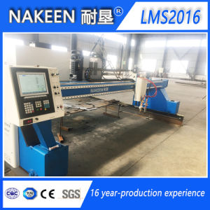 Gantry CNC Oxygas Steel Plate Cutting Machine pictures & photos