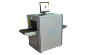 Good Price X-ray Luggage Scanner Machine for Hotel Security Baggage Check pictures & photos