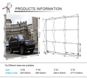 Fast Trade Show Banner Stand Pop up Stand pictures & photos
