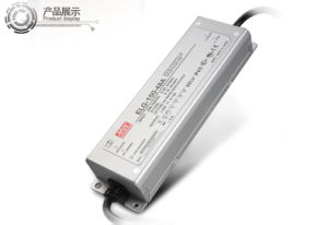 Taiwan Meanwell Waterproof LED Power Supply Elg-150-48A 150W 24-48V 3.13A