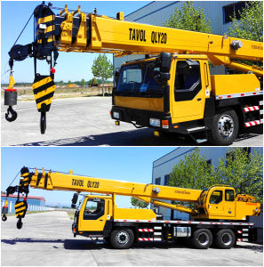 20 Tons Used Truck Crane pictures & photos