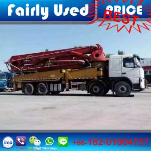 Used Sany Concrete Pump Truck, Sany Pump for Sale