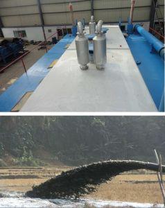 14 Inch Cutter Suction Dredge for Laos Market (LDCSD350) pictures & photos