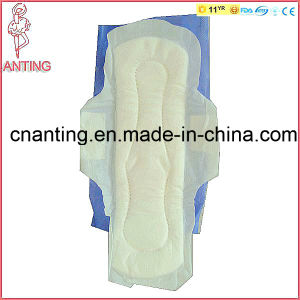 Heavy Flow Sanitary Napkin, Sanitary Pads Famous in Ghana Market, Cotton Surface Sanitary Napkin pictures & photos