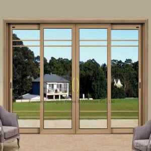 European Standard Aluminium Sliding Window and Door Profile (FT-D80/126) pictures & photos
