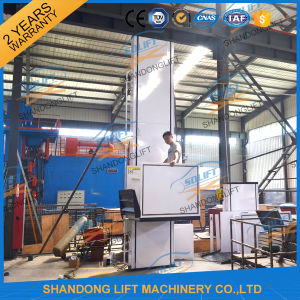 Electric Vertical Platform Wheelchair Lift for 1 Disabled Person pictures & photos
