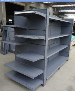 Hot Sale! Supermarket Gondola Metal Shelf pictures & photos