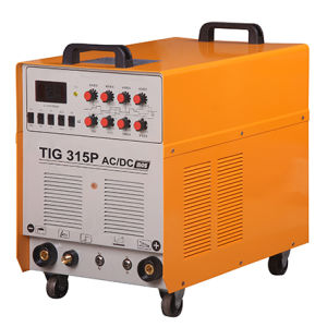315A AC/DC Pulse Funciton Inverter TIG Welding Machine (TIG315P AC/DC) pictures & photos