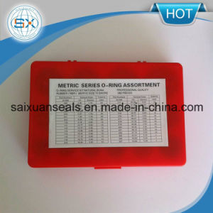 Silicon NBR FKM As568 Standard 5A 5b 5c O-Ring Seal Kit for Spare Parts pictures & photos