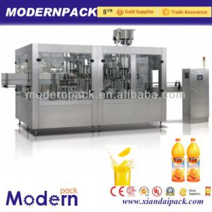 Triad Tea Drinks Hot Filling Production Line pictures & photos