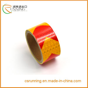 Flame Retardant Warning Reflective Tape Reflective Fabric Tape pictures & photos