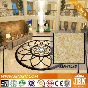 Digital Inkjet Full Polished Glazed Porcelain Floor Tile (JM63023D) pictures & photos