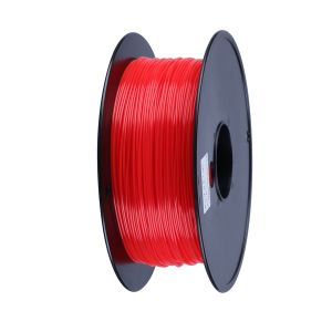 Red Color 1.75mm PLA 3D Filament of 3D Printer Material pictures & photos