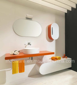 Arredamento Moderno Bagno PVC/ PVC Bathroom Cabinet pictures & photos