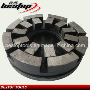 Metal Bond Satellite Grinding Wheel for Rough Granite Slabs Polishing pictures & photos