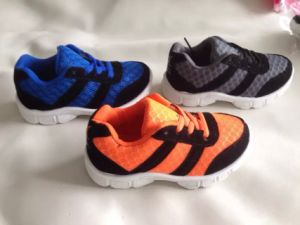 Cheap Fashion Children Shoes Casual Shoes Running Shoes Sneaker (BB0526-8) pictures & photos