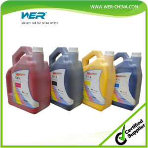 Xaar 382 Solvent Printing Ink for Digital Printer Use pictures & photos
