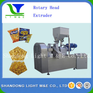 Best Automatic Stainless Steel Rotary Head Nik Naks Extruder pictures & photos