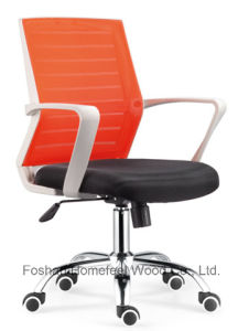 Made in China New Design Mesh Office Task Swivel Chair (HF-M16B) pictures & photos