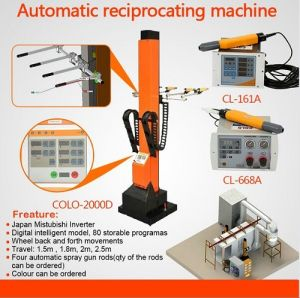 Automatic Reciprocator for Powder Coating Line (robot arm move machine) pictures & photos