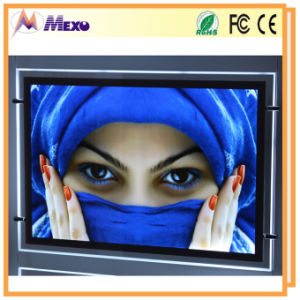 Hanging Acrylic Slim Electronic Advertising Display LED Board pictures & photos