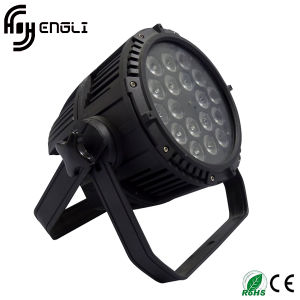 High Power 18*10W 4in1/5in1/6in1 Waterproof IP65 LED PAR pictures & photos