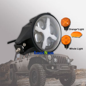 "60W 6"" Truck LED Fog Light pictures & photos"