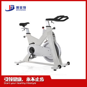 Commercial Gym Equipment 20kg Flywheel Belt Driving Spin Bike pictures & photos