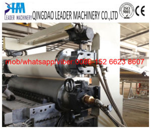 Plastic Sheet Machine Rigid PVC Flat Sheet Extrusion Machine pictures & photos