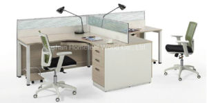 Modern Style Staff Computer Cubicle Partition (HF-CB002) pictures & photos