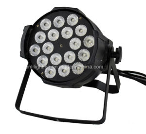 5in1 18PCS LED PAR Stage Lighting for Studio Party pictures & photos