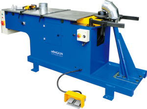 High Quality Automatic Round Elbow Machine pictures & photos