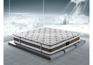 Luxury Zone Pocket Spring Comfortable Mattress ABS-1508 pictures & photos