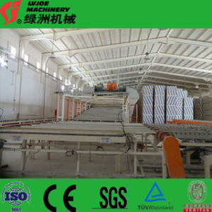 Advanced Technology Gypsum Board Making Machine pictures & photos