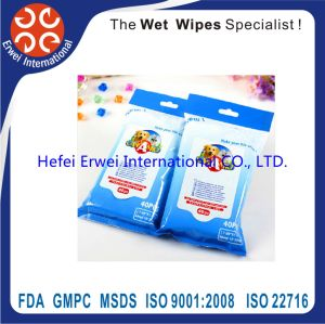Disposable Pet Bathing Cleaning Wet Wipes/Towels/Tissues Antibacterial Pet Wipes pictures & photos