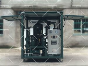 Series Zyd Double Stage Vacuum Transformer Oil Treatment Plant pictures & photos